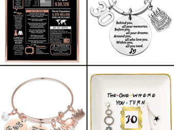 13 Best Friend 30th Birthday Gifts In 2021