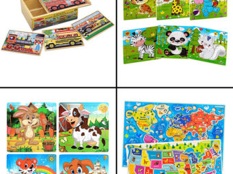13 Best Puzzles For 4-Year-Olds In 2021