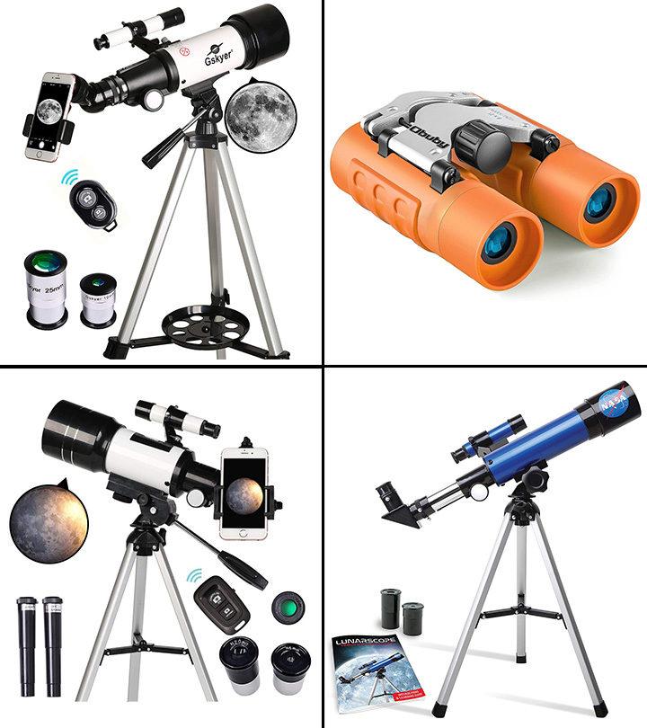 13 Best Telescopes To Buy For Kids In 2021