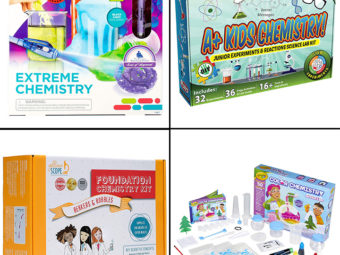 15 Best Chemistry Kits For Your Children In 2021