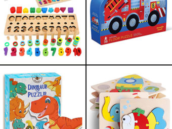 15 Best Puzzles For 3-Year-Olds In 2021