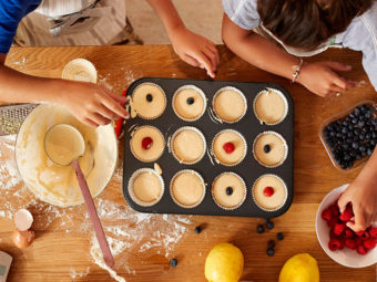 16 Super Healthy And Kid-Friendly Muffin Recipes