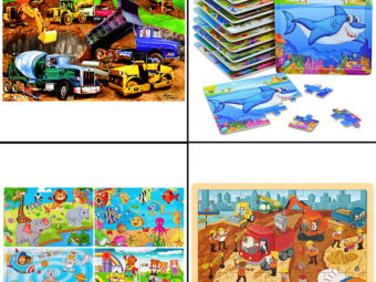 17 Best Puzzles For Five-Year-Olds In 2021