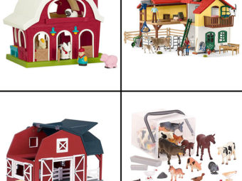 19 Best Farm Toys For Kids To Buy In 2021