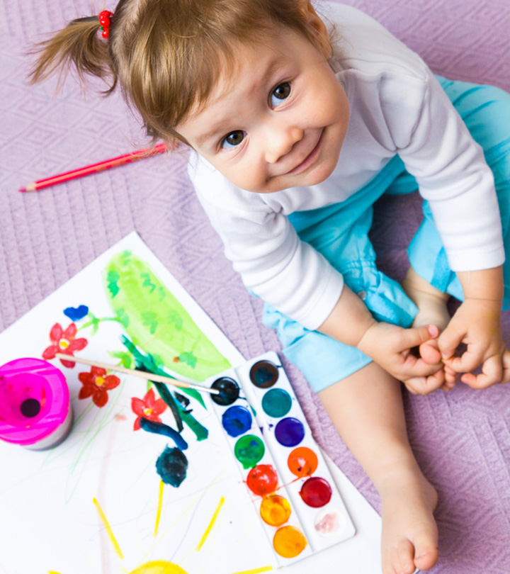 25 Best Color Songs For Toddlers And Preschoolers