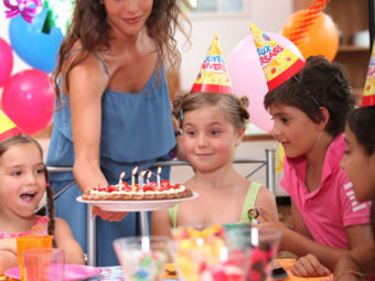 27 Perfect Birthday Party Ideas For Four-Year-Olds