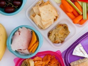 31 Healthy School Lunch Ideas For Children