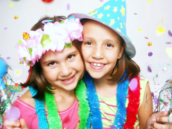 35+ Kids Birthday Party Ideas, Themes And Decoration