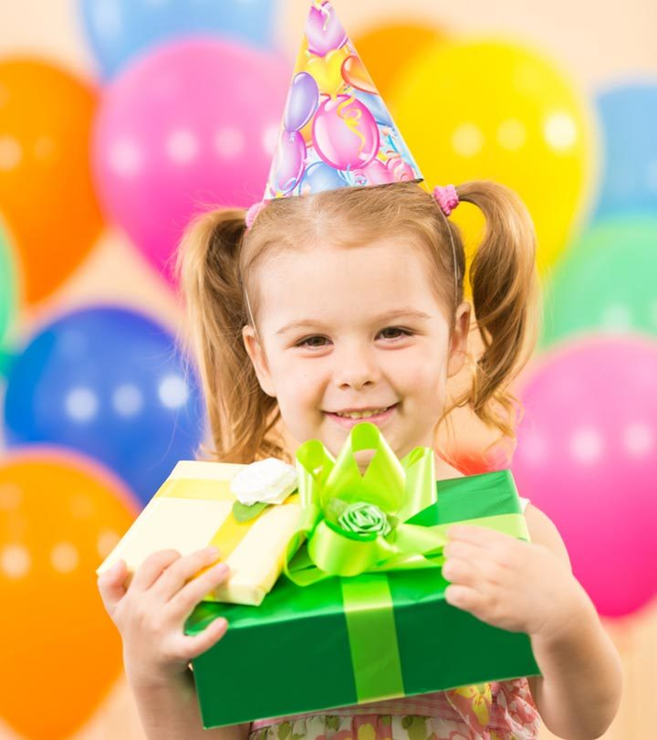35 Unique Birthday Party Ideas For Five-year-olds