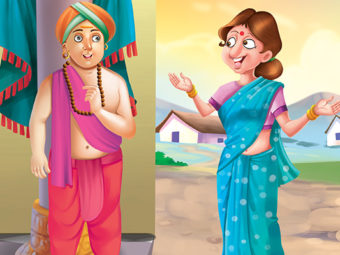 तेनाली रामा की कहानियां: अद्भुत कपड़ा | Adbhut Kapada Tenali Rama Story In Hindi