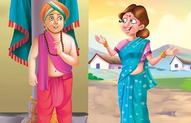 Adbhut Kapada Tenali Rama Story In Hindi