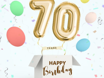 75 Best And Funny 70th Birthday Wishes And Messages