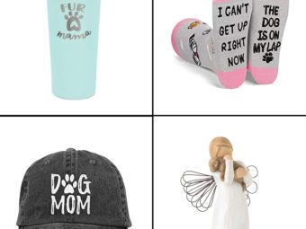 15 Best Gifts For Dog Moms In 2021