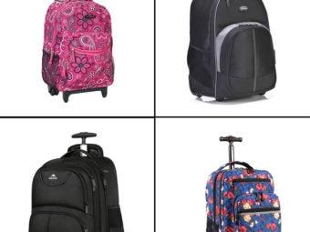 13 Best Rolling Backpacks To Buy Online In 2021