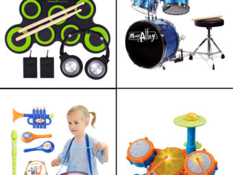 15 Best Toddler Drum Sets To Buy In 2021