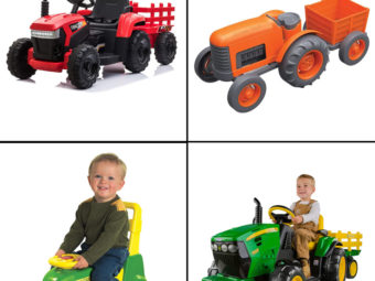 21 Best Tractor Toys For Toddlers To Buy In 2021