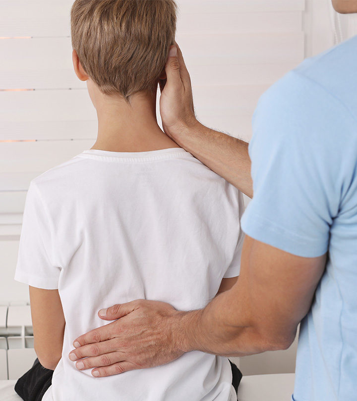 Child Complaining Of Back Pain: Causes, Symptoms, And Treatment