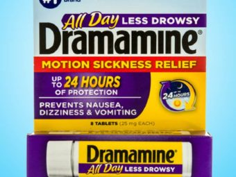 Dramamine For Children: Dosage, Safety, Side Effects, And Precautions