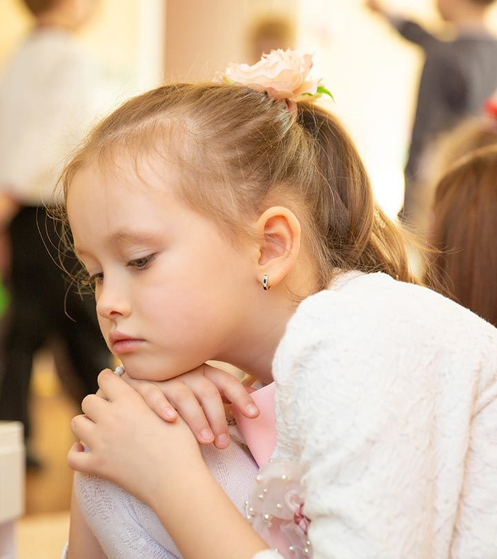 How To Help Children With Social Anxiety