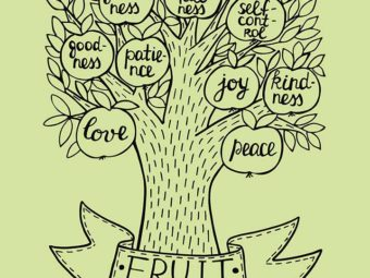 How To Teach Fruit Of The Spirit For Kids?