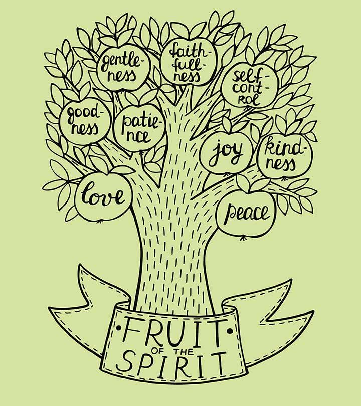 How To Teach Fruit Of The Spirit For Kids