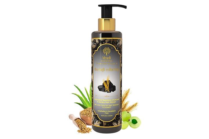 Kahdi Essentials Charcoal Hair Shampoo