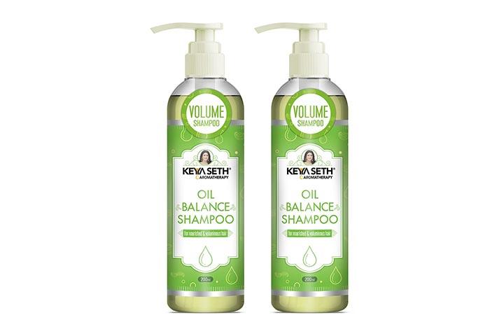 Keya Seth Aromatherapy Oil Balance Shampoo