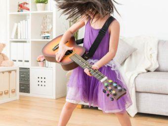 List Of 20 Best Rock Songs For Kids To Listen