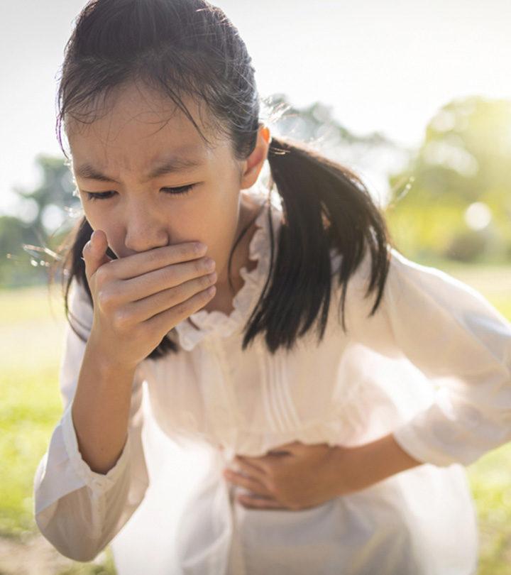 Norovirus Symptoms In Children, Causes