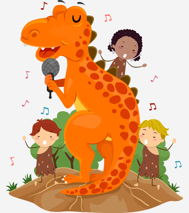 Top Fun Dinosaur Songs For Toddlers And Preschoolers