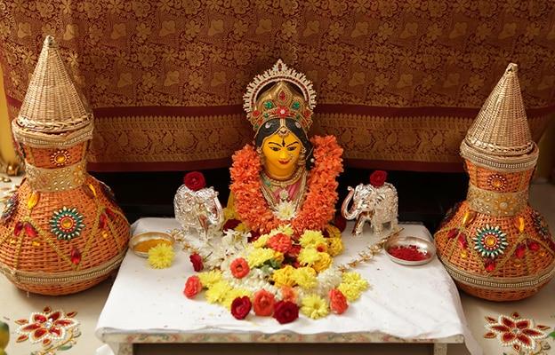 Varalaxmi Vrat Katha In Hindi