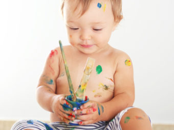 20 Very Simple Art And Craft Ideas For Babies