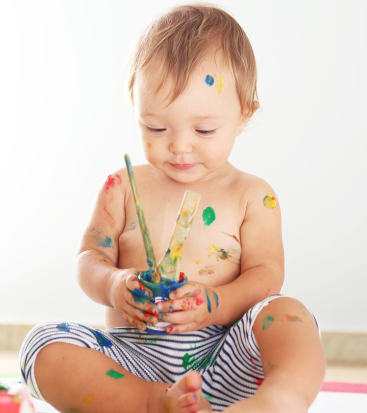 Very Simple Art And Craft Ideas For Babies