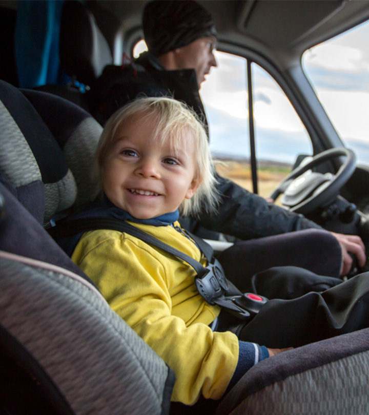 When Can A Child Sit In The Front Seat