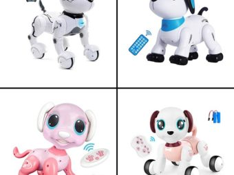 11 Best Robot Dog Toys For Kids In 2021