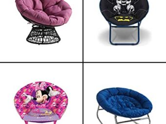 11 Best Saucer Chairs For Kids Available In 2021