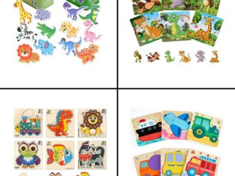 11 Best Puzzles For 2-Year-Olds In 2021