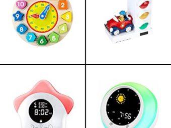 11 Best Toddler Clocks In 2021