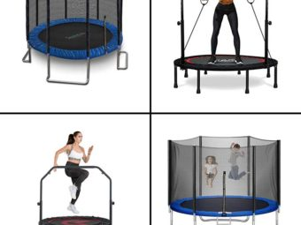 11 Best Trampolines For Adults in 2021