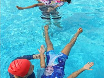 Teaching Kids To Swim: Right Age To Begin, Safety Tips And Process