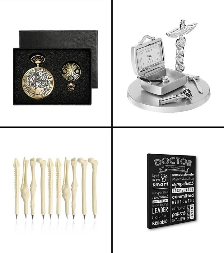 13 Best Gifts For Doctors Of 2021